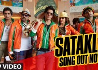 Satakli Video Song | Happy New Year | Official HD songs feat. starcast of the movie