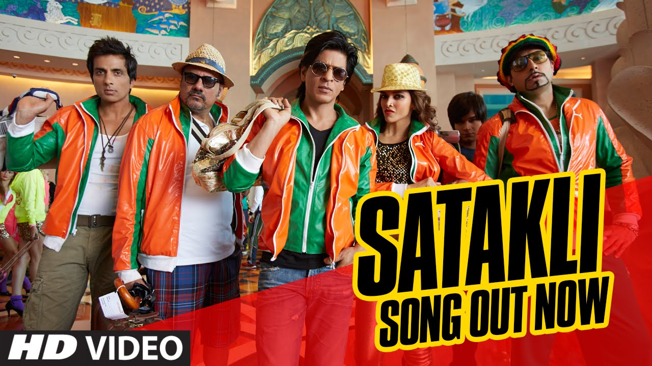 Satakli Video Song | Happy New Year | Official HD songs