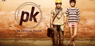 PK Teaser Trailer Released : It's Wacky and Quirky
