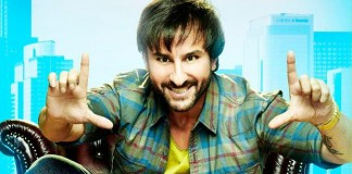 First Look of Saif Ali Khan's Happy Ending revealed