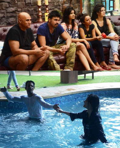 Bigg Boss 8 Day 16 Highlights : Its Babbars Vs Lambas