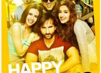 Happy Ending Music Review - Cool, Quirky and Refreshing.