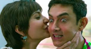 Love Is A Waste Of Time Song, Lyrics   PK  feat. Aamir and Anushka