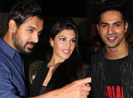 Jacqueline's next movie with John Abraham and Varun Dhawan