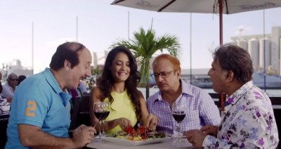 Reasons to watch the shaukeens - Comedy of anupam, annu and piyush