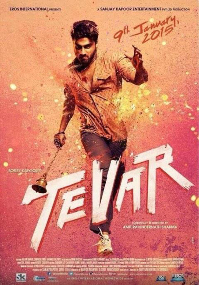 Tevar Official Theatrical Trailer
