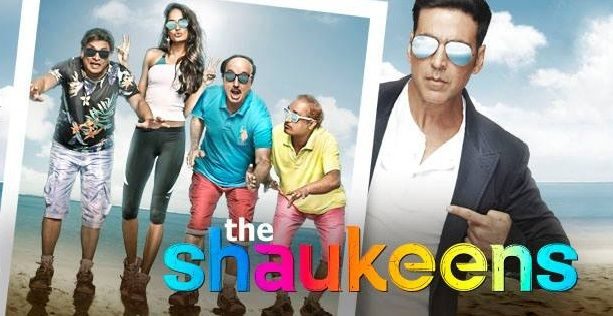 The Shaukeens 2nd/second day Collection : Small Jump on Saturday