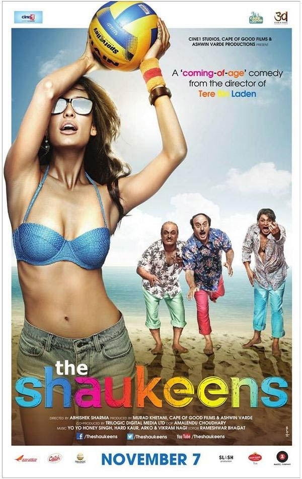 The Shaukeens Review : Movie Review by Top critics