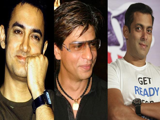Three Khans of Bollywood to come together for Arpita's wedding