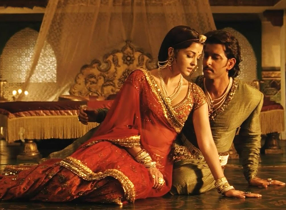 Top 5 movies of Aishwarya Rai - Jodhaa Akbar