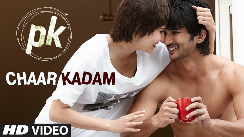 Chaar Kadam Video Song | PK | Official HD Video Songs