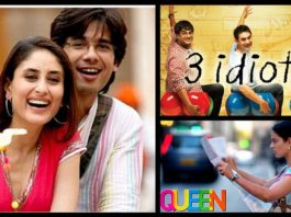 top 10 feel-good bollywood movies