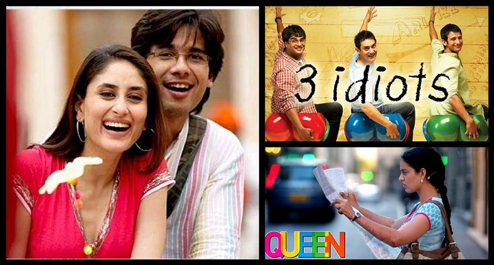 Top 10 feel-good Bollywood movies to make your mood lighter
