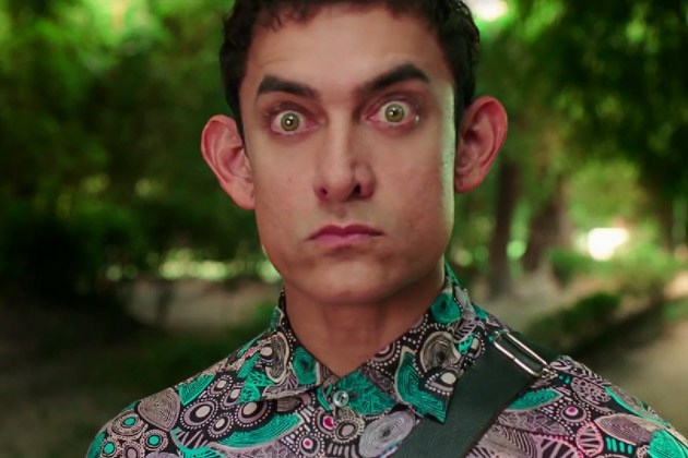 PK Monday (4th Day) Collection : Crosses 100 crores