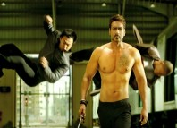 Ajay Devgn in Action Jackson movie still