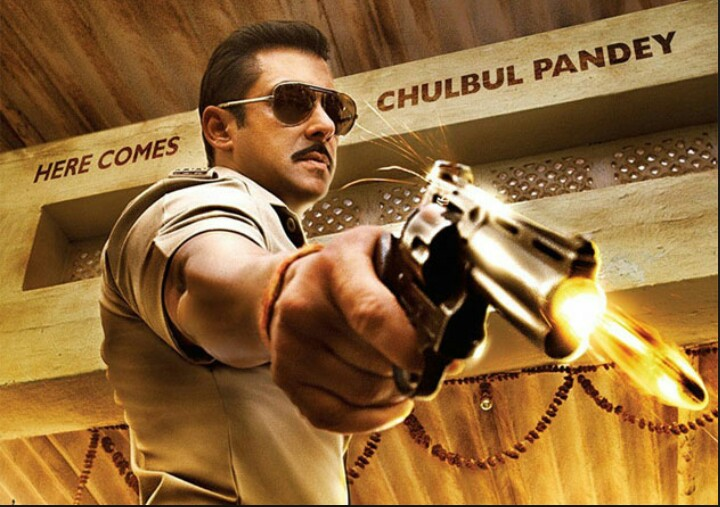 Undeserving Movies in Bollywood's 100 Crore Club - Dabangg 2