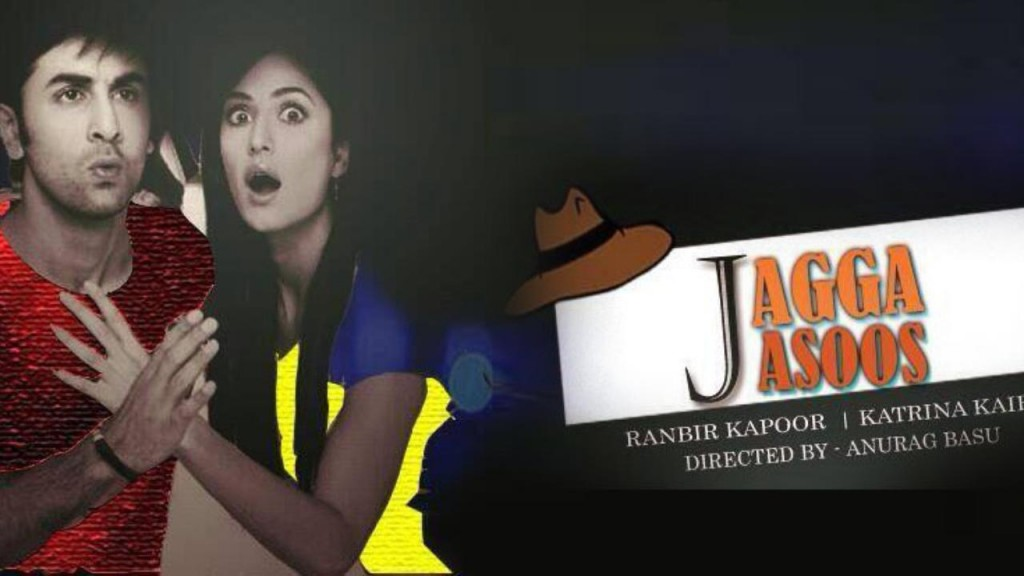 Katrina Kaif upcoming movies list - Ranbir and Katrina in Jagga Jasoos