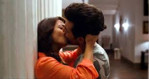 Kissing Scene in Hate Story 2