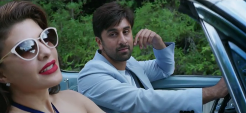 Ranbir and Jacqueline in Sooraj Dooba Hai Song