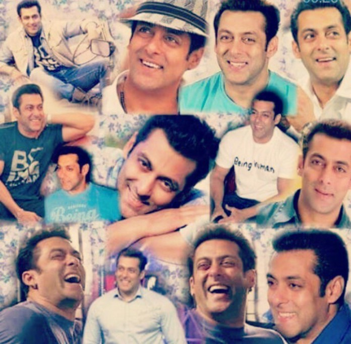 Salman Khan in different shades