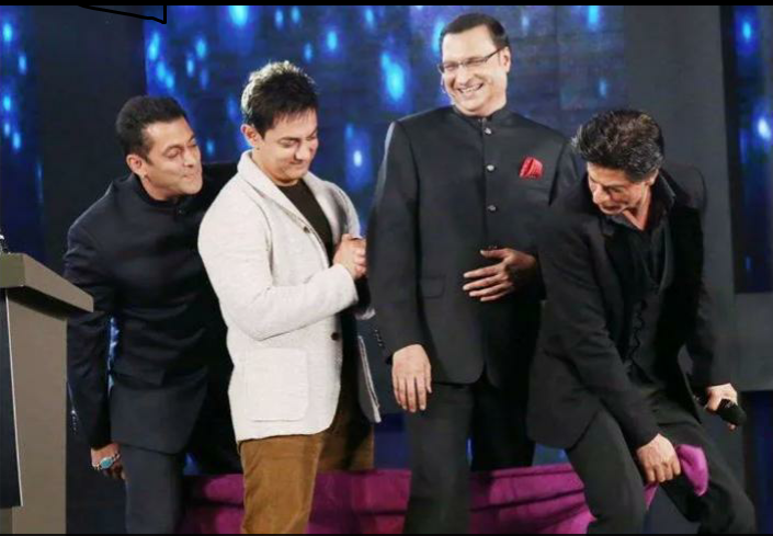Exclusive Pics 3 Khans of Bollywood on Aap Ki Adaalat