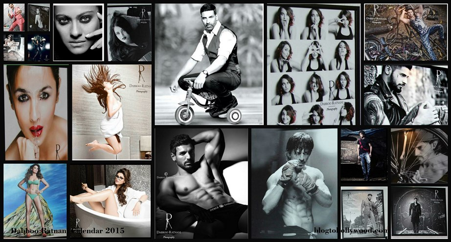 Dabboo Ratnani Calendar 2015 : Bollywood Goes Hot & Sexy