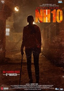 Anushka Sharma's NH 10 First Look Poster