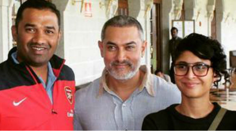 Aamir to Play Taapsee Pannu's Father In Dangal?
