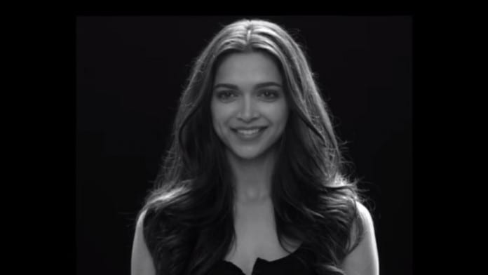 Deepika Padukone in Vogue Women Empowerment Video