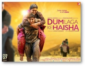 Dum Laga Ke Haisha 2nd Week Collection : Stable