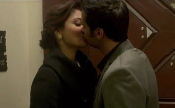 Neil and Anushka in NH10 movie