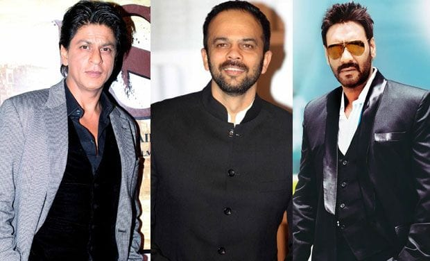 Ajay Devgn in Rohit Shetty's Dilwale ?