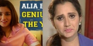 This is a must watch! Can Sania beat Alia in IQ Level Scores ??