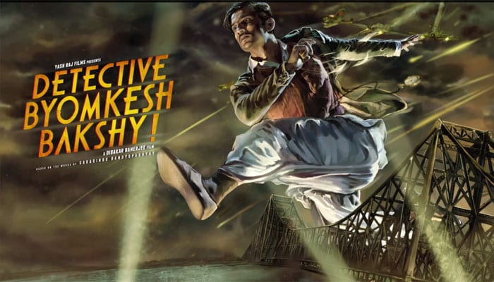 Detective Byomkesh Bakshy First Day Collection : Decent Opening