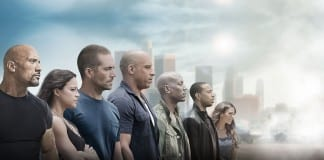 Furious 7 star cast poster