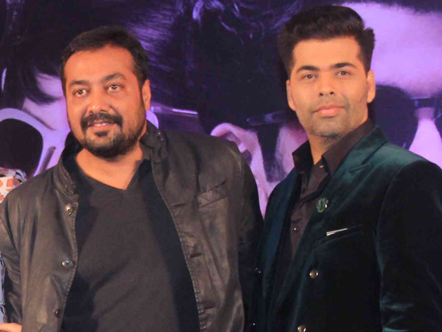 Karan Johar: I Can't Direct Myself
