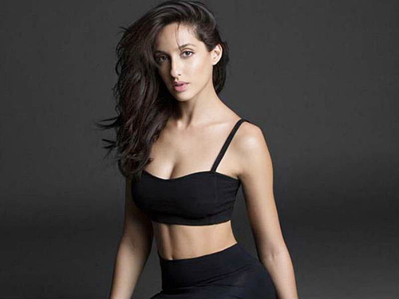 Top 10 hottest foreign actresses in Bollywood-Nora
