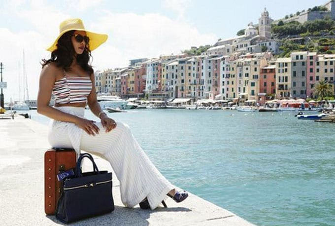 Priyanka Chopra First Look in Dil Dhadakne Do