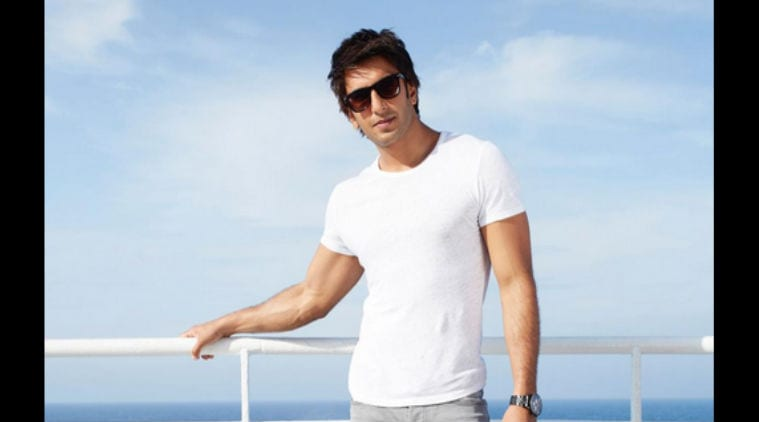 Ranveer Singh's First Look in Dil Dhadakne Do