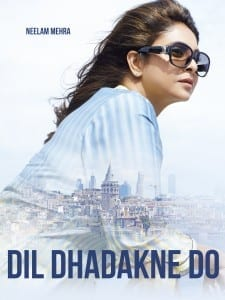 Star Cast of Dil Dhadakne Do - Shefali Shah as Neelam Mehra