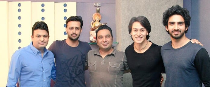 Tiger Shroff's Special Music Video For His Fans