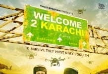 Welcome 2 Karachi Poster