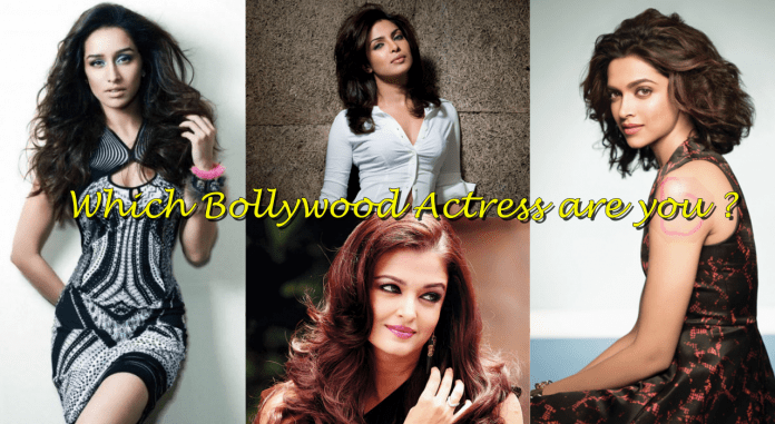 Which Bollywood Actress Are You? Take This Quiz To Know More