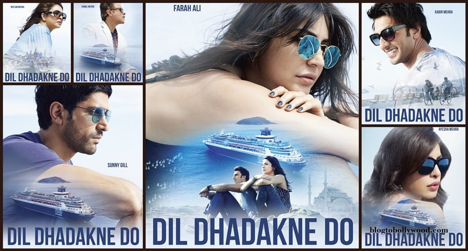 Meet The Star Cast of Dil Dhadakne Do