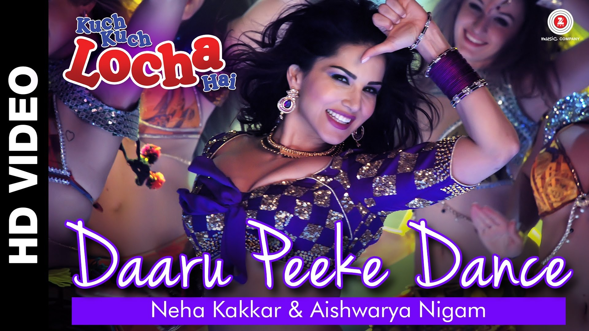 Daaru Peeke Dance Video Song – Kuch Kuch Locha Hai | Official Video Song