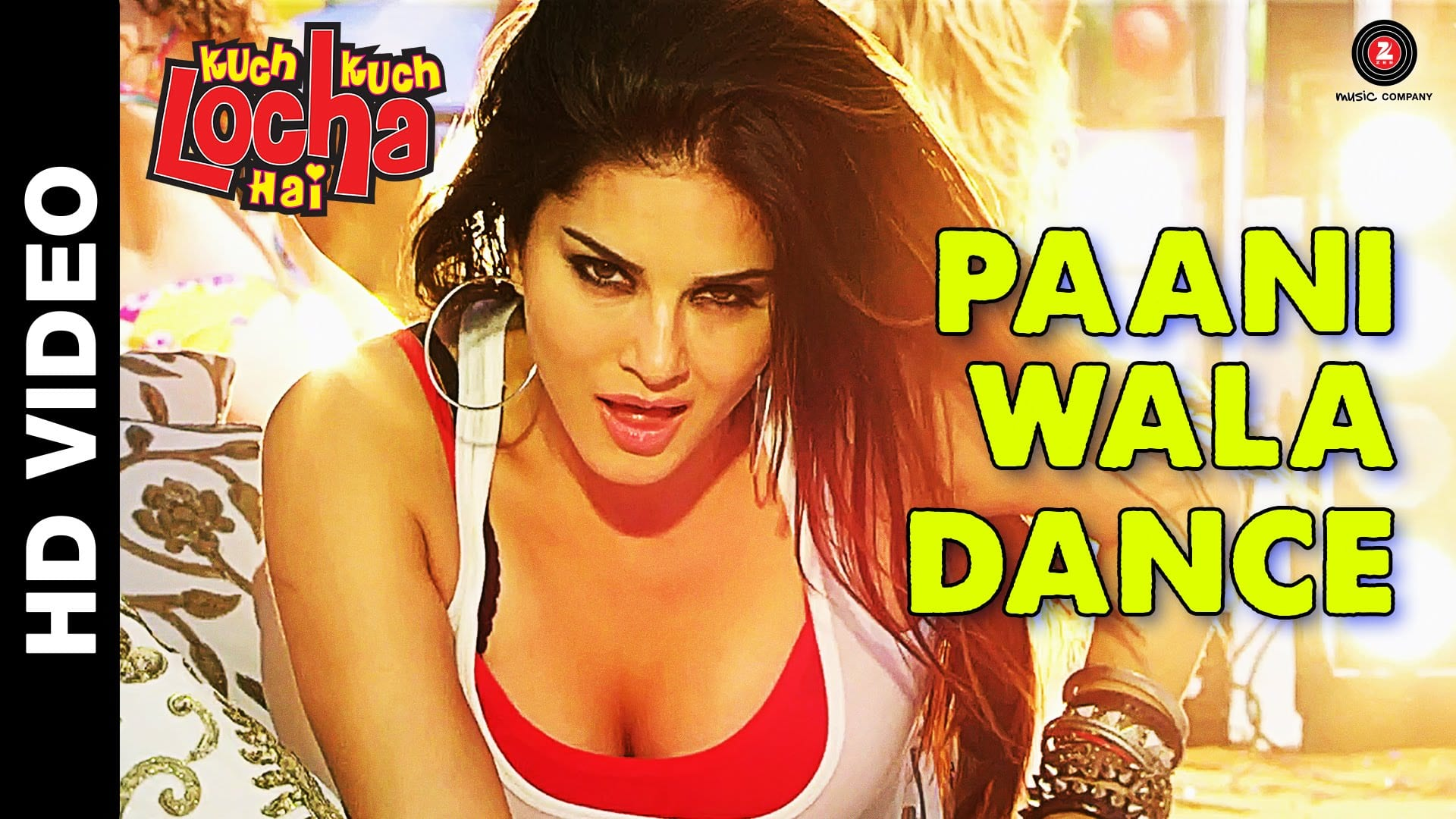Paani Wala Dance Video Song | Kuch Kuch Locha Hai | Official HD full video song
