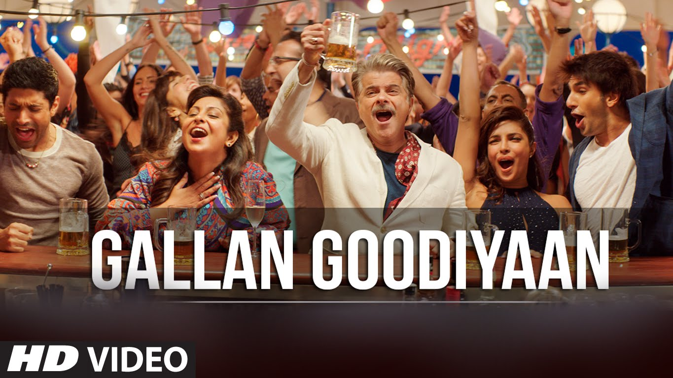 Gallan Goodiyaan Video Song – Dil Dhadakne Do | Official Video Song