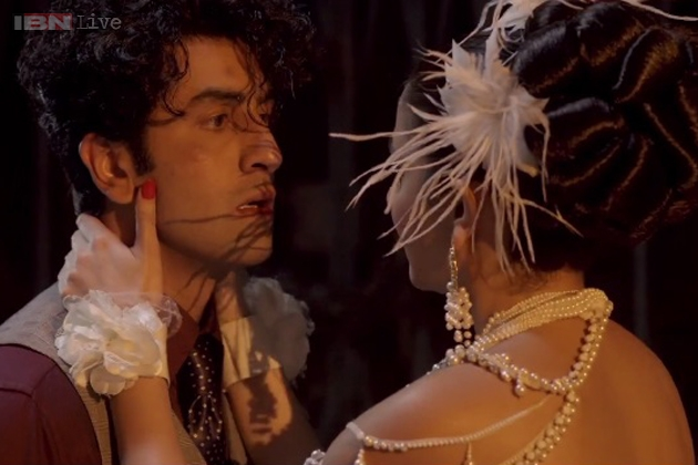 Naak Pe Gussa Video Song - Bombay Velvet