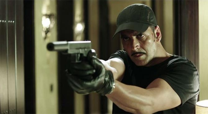 Top 10 Grossers of Bollywood 2015 - Baby at no. 8