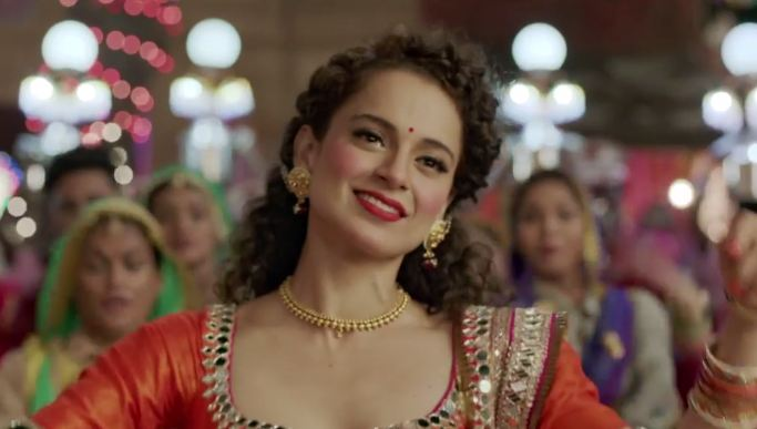 Kangana in Ghani Bawri Video Song – Tanu Weds Manu Returns